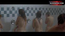 4. Jessica Chastin Naked in Shower Room – Jolene