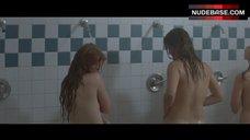 5. Jessica Chastin Naked in Shower Room – Jolene