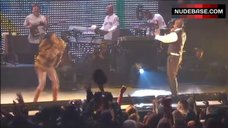 7. Foxy Brown Nip Slip – Jay-Z: Fade To Black