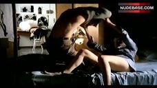 4. Pamela Tifin Boobs Scene – The Fifth Cord