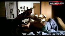 5. Pamela Tifin Boobs Scene – The Fifth Cord
