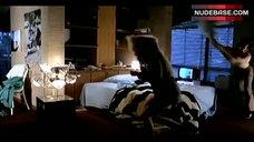 7. Pamela Tifin Boobs Scene – The Fifth Cord