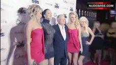 2. Dasha Astafieva Boobs Scene – The Girls Next Door