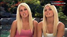 7. Dasha Astafieva Boobs Scene – The Girls Next Door