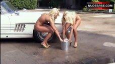 1. Karissa Shannon Posing Fully Naked – The Girls Next Door