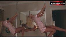 Karissa Shannon Striptease at Pole – Somewhere