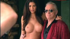 Hope Dworaczyk Topless Photo Shoot – The Girls Next Door