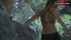 Haylie Duff Sexy in Bikini Bra – Backwoods