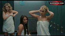 4. Lauren Storm Side Boob  – I Love You, Beth Cooper