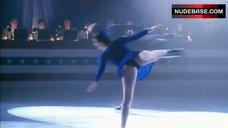 Francia Raisa Upskirt – The Cutting Edge 3: Chasing The Dream