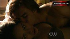 Alyssa Diaz Bed Scene – Valentine