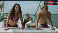 Alyssa Diaz Hot in Bikini – Shark Night 3D