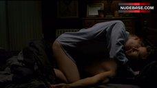 1. Deborah Ann Woll Intimate Scene – True Blood