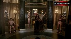 7. Deborah Ann Woll Bound in Lingerie – True Blood