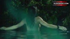 Brigitte Kingsley Side Boob – Dark Rising