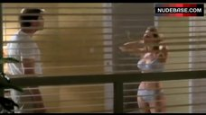 Meredith Monroe in Bra And Panties – Masters Of Horror