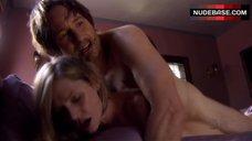 10. Meredith Monroe Intense Sex – Californication