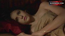 Nina Dobrev Hot Scene – The Vampire Diaries