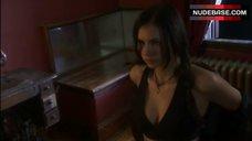Nina Dobrev Hot Scene – Never Cry Werewolf