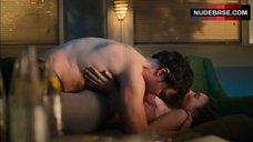 5. Rooney Mara Lingerie Scene – Tanner Hall