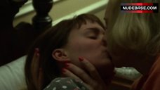 Rooney Mara Lesbian Kissing – Carol