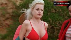 Madeleine West in Red Bikini – You And Your Stupid Mate