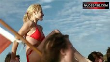 Madeleine West Bikini Scene – You And Your Stupid Mate