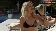 Kaitlin Olson Sunbathing in Bikini – The Mick