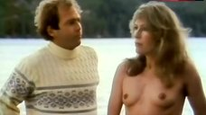 Mary Woronov Standing Nude on Pier – Angel Of H.E.A.T.