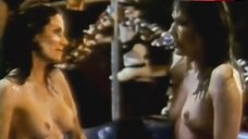 Mary Woronov Topless Fighting in Mud – Angel Of H.E.A.T.
