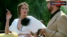 Mary Woronov Deep Cleavage – Hollywood Boulevard