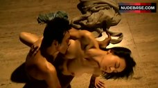 1. Aya Sugimoto Sex Scene – Flower And Snake