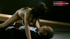4. Aya Sugimoto Full Nude – Flower And Snake