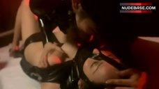 Aya Sugimoto Lesbian Scene – Flower And Snake