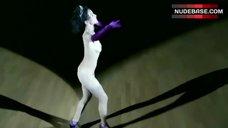 5. Aya Sugimoto Dances Naked – Flower And Snake