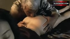 9. Aya Sugimoto Nude Ass – Flower & Snake Ii