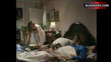 Felicity Kendal Shows Boob – The Good Life