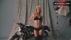 4. Jennifer Holland Sexy Photo Shoot – American Pie Presents: The Book Of Love