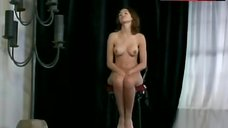 13. Kari Wuhrer Nude Posing – Luscious