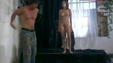 17. Kari Wuhrer Nude Posing – Luscious