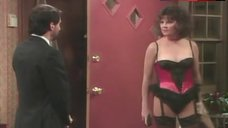 Amanda Bearse in Sexy Lingerie – Married... With Children