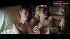 Maria Bello Naked Boobs – The Cooler