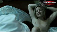 Bound Naked Maria Bello in Bed– Downloading Nancy