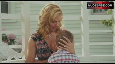 Maria Bello Breast Feeding – Grown Ups