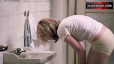 Cate Blanchett Undressing in Bathroom – Heaven