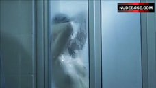 Katrin Cartlidge Topless in Shower – Before The Rain