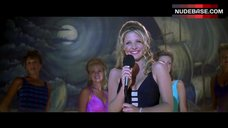 5. Sarah Michelle Gellar in Black Swimsuit – I Know What You Did Last Summer