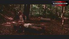 2. Sex with Sarah Michelle Gellar in Wood – Harvard Man