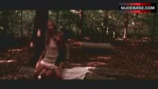 3. Sex with Sarah Michelle Gellar in Wood – Harvard Man