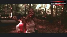 5. Sex with Sarah Michelle Gellar in Wood – Harvard Man